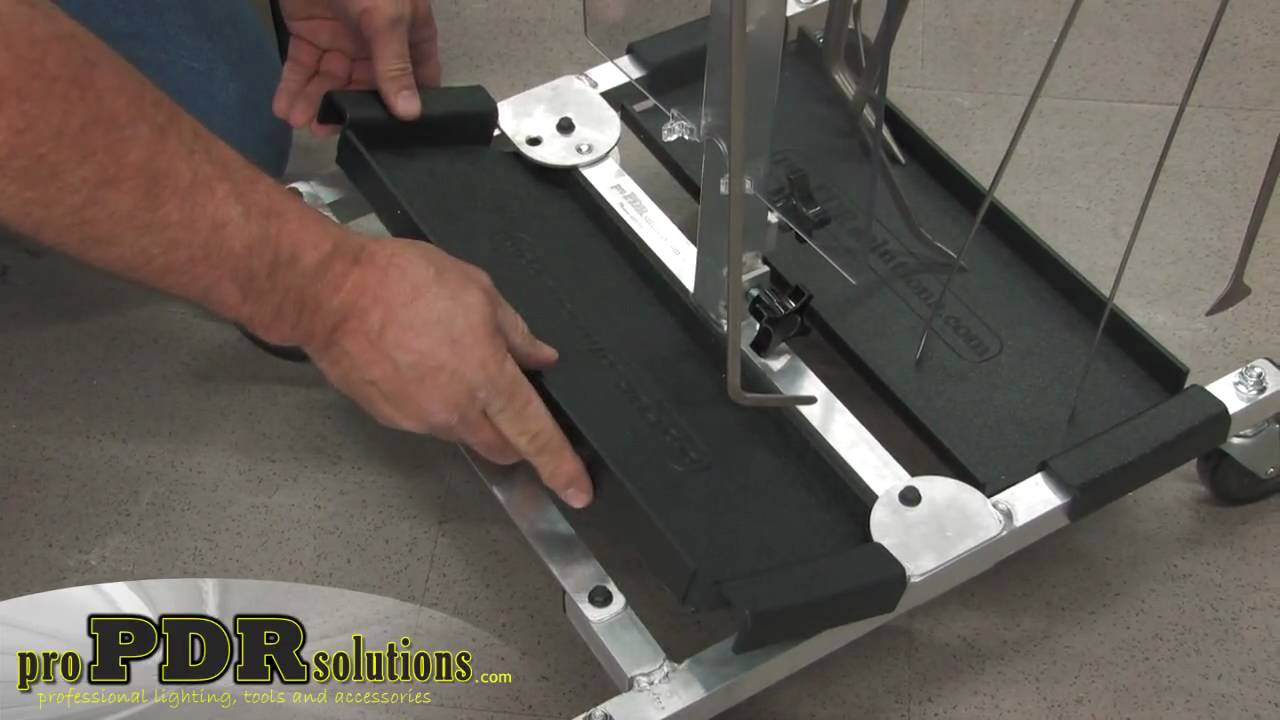 how to make a pdr