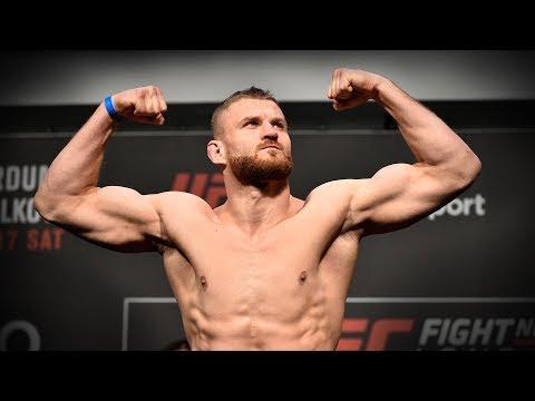 UFC Sao Paulo: Weigh-in