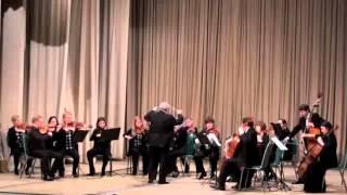 Tchaikovsky: Souvenir de Florence 1st movement / Rachlevsky • Chamber Orchestra Kremlin