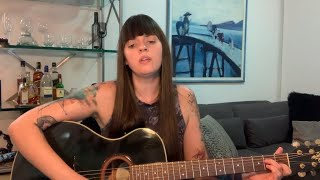Listen Before I Go - Billie Eilish (acoustic cover)