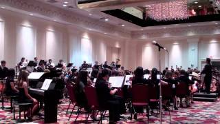 Download Karelia Suite- III. Alla Marcia- All State Orchestra MP3 song and Music Video