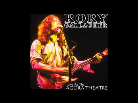 Rory Gallagher - Cleveland 1978