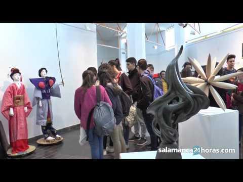 Exposición de proyectos finales en la Escuela de Bellas Artes de Salamanca