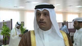 وزير الخارجية القطري: الإفراج عن الأسرى الجيبوتيين لا علاقة له بأي تطورات أخرى في المنطقة