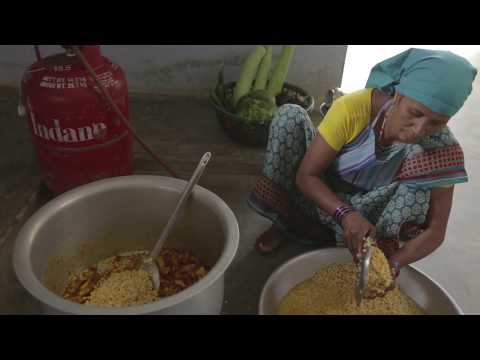 A FILM for training of cooks engaged under Mid Day Meal Scheme in Uttar Pradesh