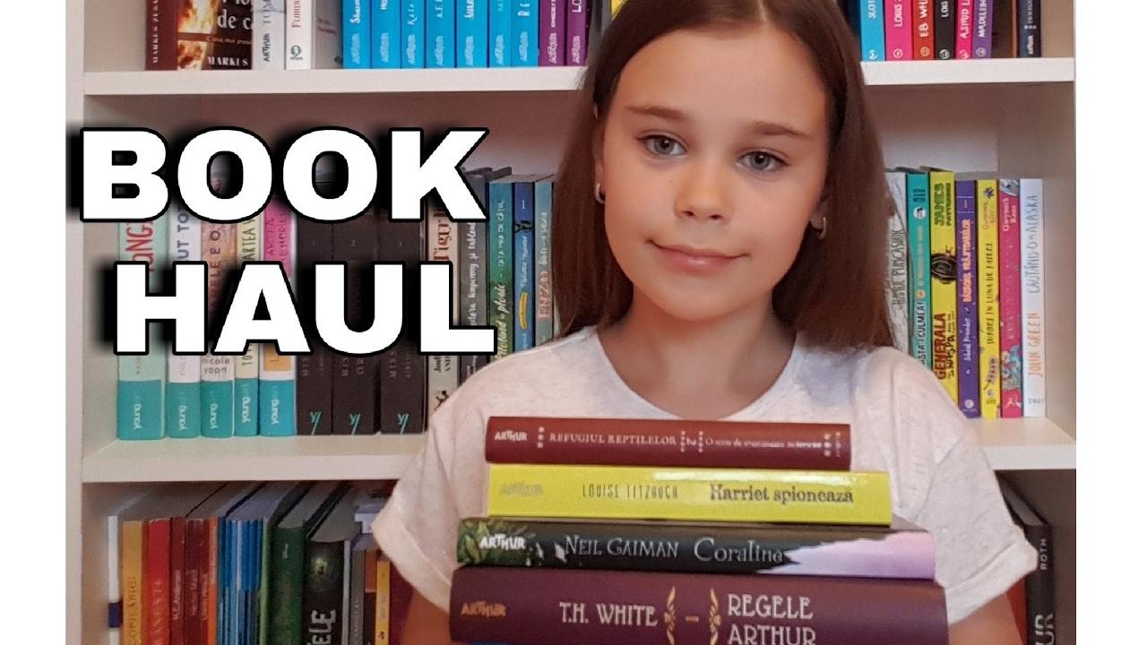 Book Haul | Noutati Editura Arthur