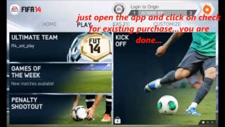 [updated]How To Unlock All Modes In FIFA 14 For Android With Obb File [no Root]-2016
