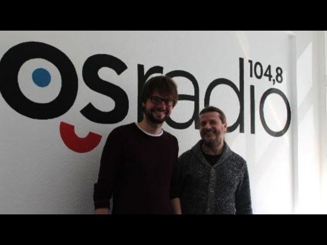KayRay zu Gast im Mittagstalk bei OS-Radio 104,8