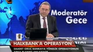 Halk Bankası operasyonunun nedeni