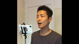 地声と裏声をバランスよく掛け合わせたミックスボイスを練習し、喉に出...