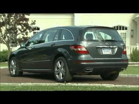 MotorWeek Car Keys: 2011 Mercedes-Benz R-Class