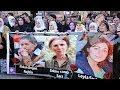 Fransa'da öldürülen PKK'lı kadınlar için gösteri düzenlendi