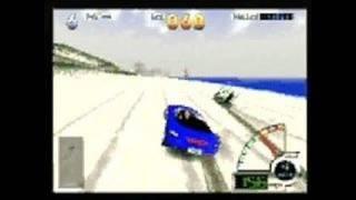 California Speed Nintendo 64 Gameplay