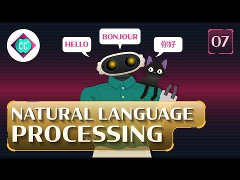 Natural Language Processing: Crash Course AI #7