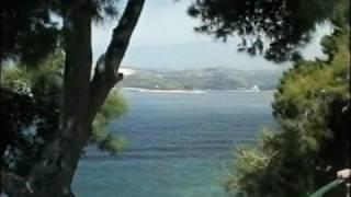 Croatie Vidéo de la station balnéaire de Cavtat