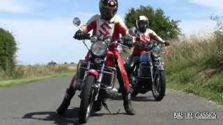 2 GT750s with Pipers!