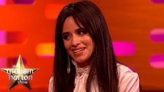 Gambar cover Camila Cabello Loves Doing A British Accent | The Graham Norton Show