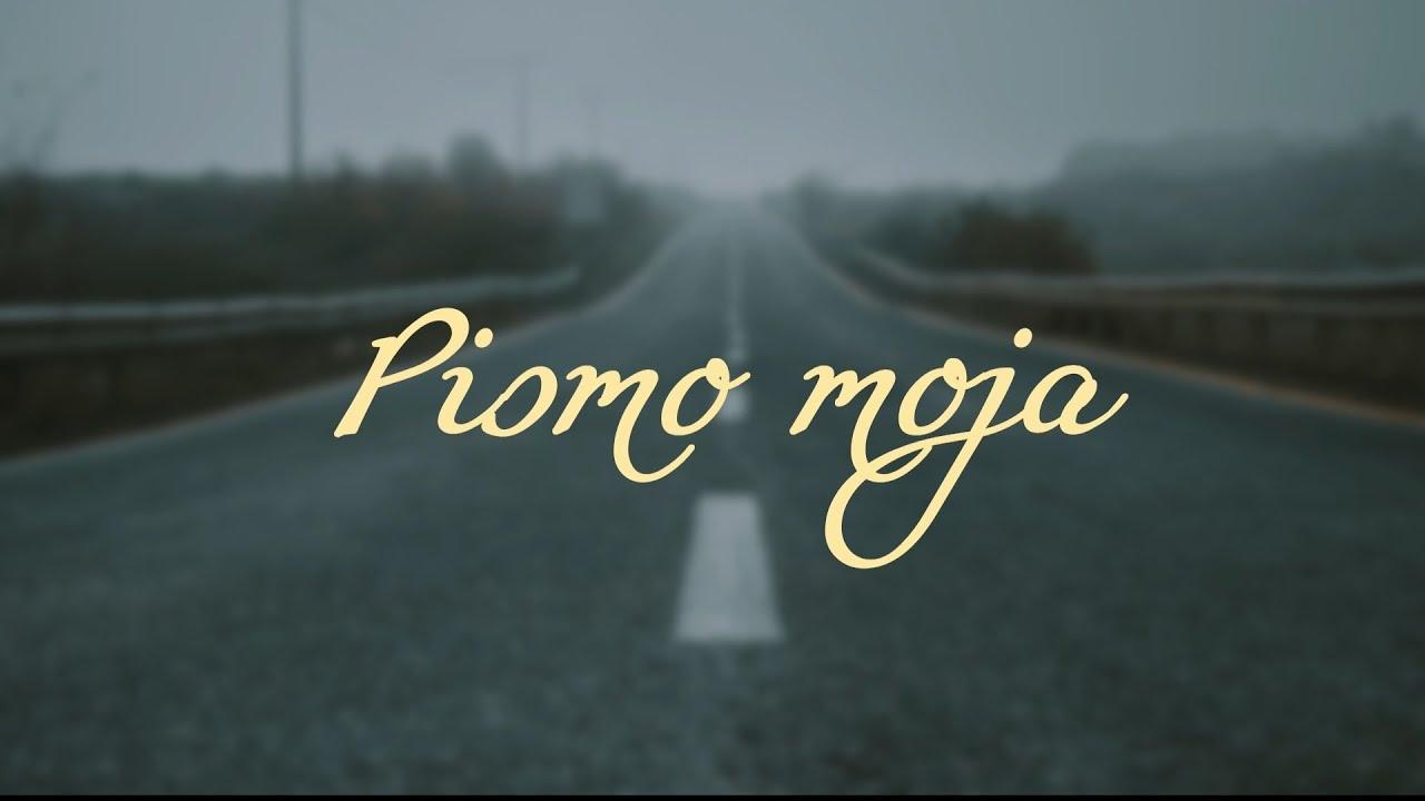 Oliver Dragojević - Pismo moja (Official Lyric Video)