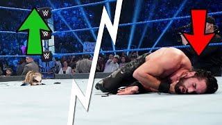ups-downs-for-wwe-2019
