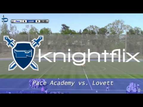 Pace Academy Varsity Soccer vs. Lovett (Girls and Boys)