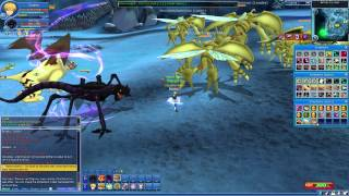 Digimon Masters Online - Onlooker Rabbit (Antylamon Deva)