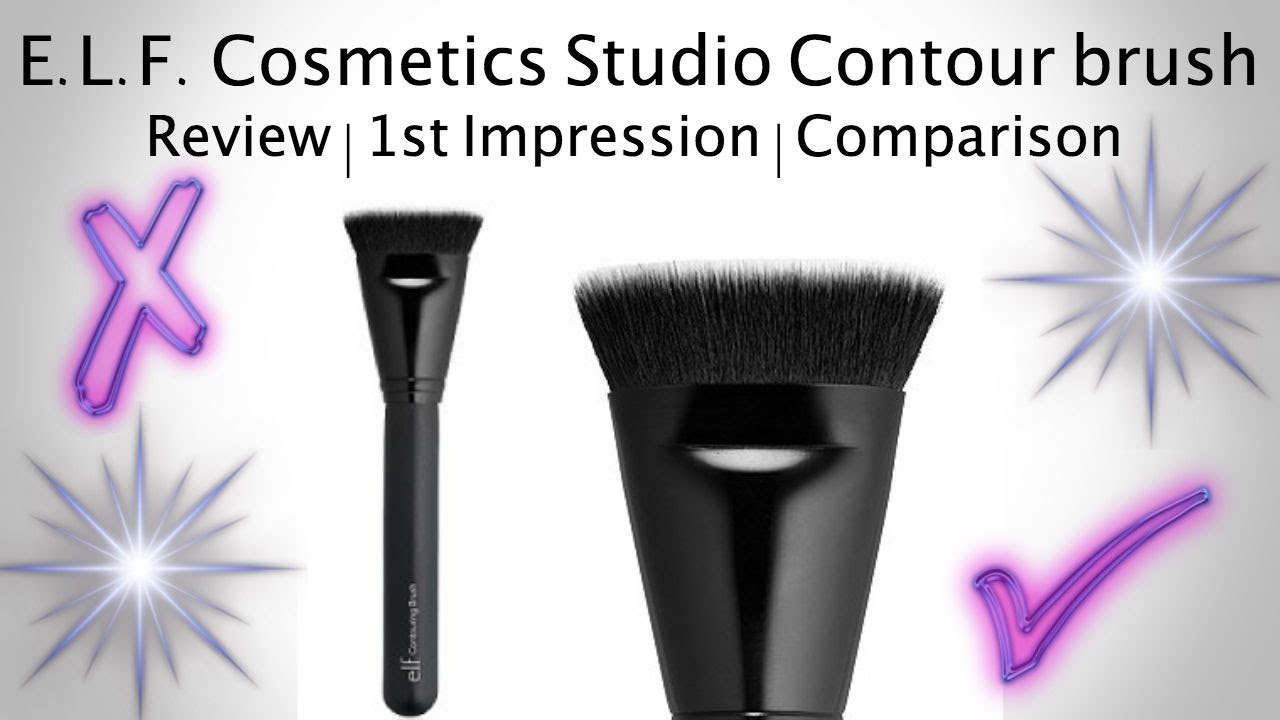 Contouring Brush by e.l.f. #11