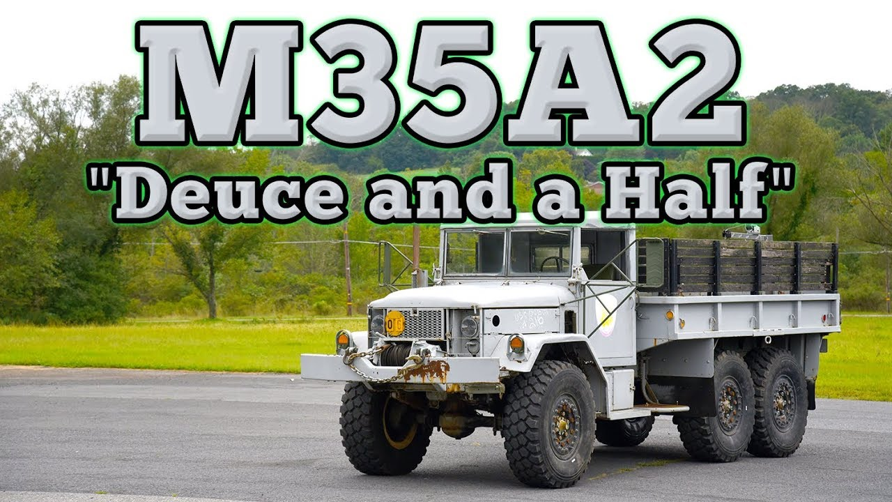 1970 M35a2 Deuce And A Half Regular Car Reviews