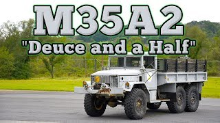 1970 M35A2 Deuce and a Half: Regular Car Reviews