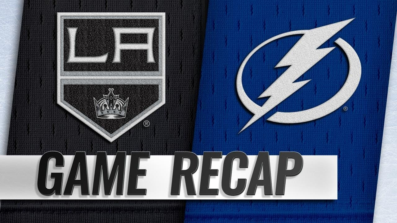 Tampa Bay Lightning Becomes 9th Team to Win Back-to-Back ...