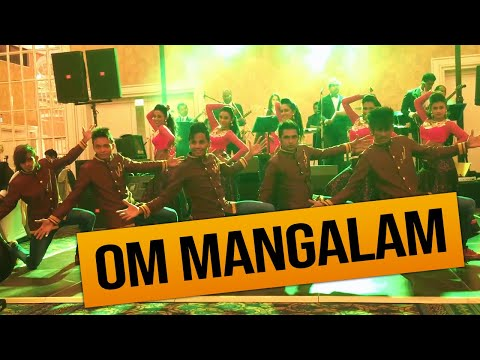 OM MANGALAM DaNcE || ඕම් මංගලම් || RaMoD with COOL STEPS @ a Wedding
