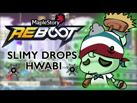 Reboot Server:  Proof that Slimys in Boat Quay area drop Hwabi