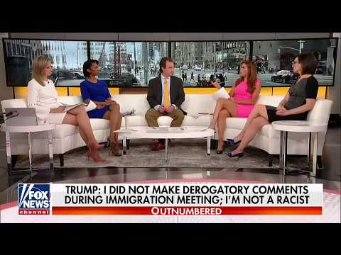 Trish Regan: 'Everyone Wants to Paint President Trump as a Racist'