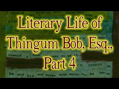 RC#5: The Literary Life of Thingum Bob, Esq., by Edgar Allan Poe (1845)--Part 4