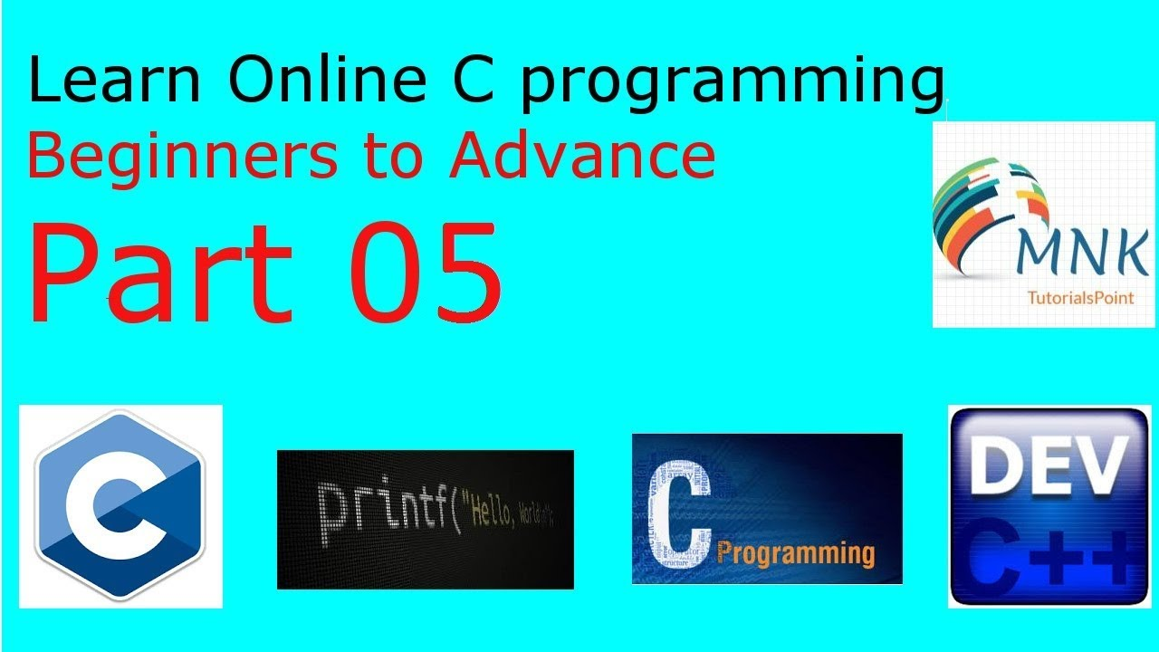 Class 5 comments in c mnk tutorialspoint youtube class 5 comments in c mnk tutorialspoint baditri Choice Image