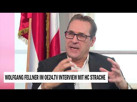 H.C. Strache im 1. Interview nach der Wahl