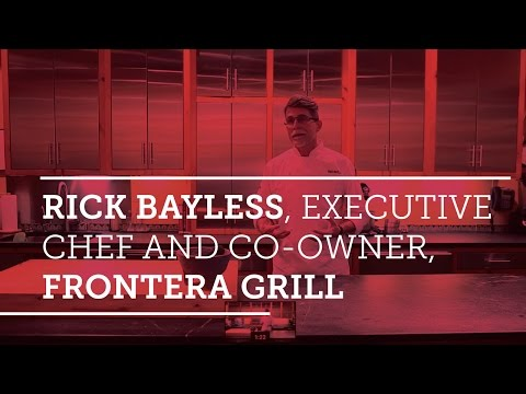 Rick Bayless, Executive Chef and Co-Owner, Frontera Grill