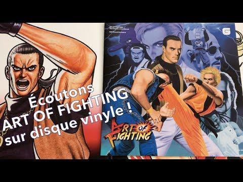 #216 - Écoutons Art of Fighting sur disque vinyle !
