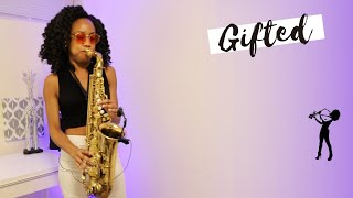Cordae ft. Roddy Ricch - Gifted - Ashley Keiko Saxophone Cover