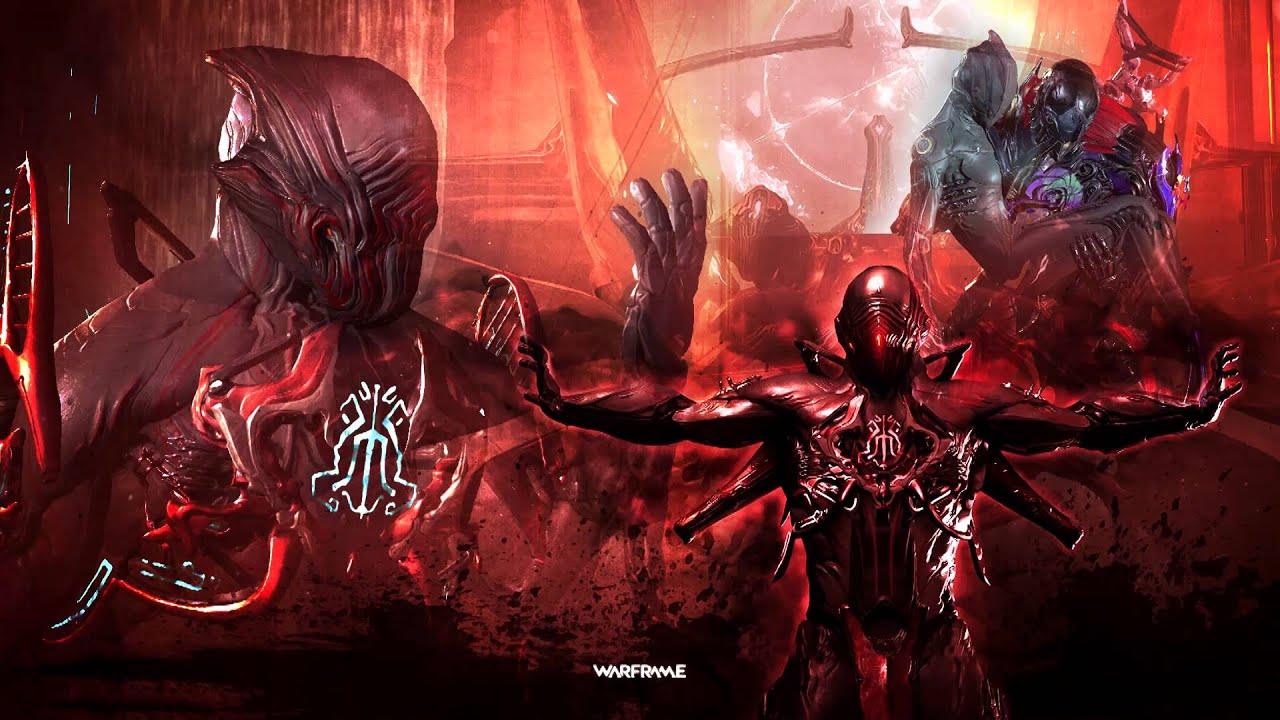 Hi Res Warframe This Is What You Are The Second