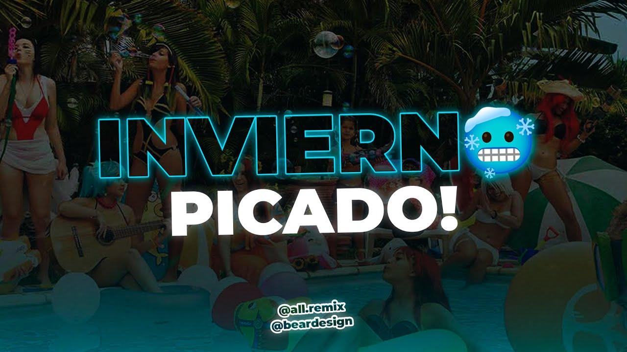 🎉🔥 Mix INVIERNO PICADO! 🔥🎉 ENGANCHADO FIESTA 2021 - DJ DON - ALEE BRAVO - OCTA DJ ⚡🥶
