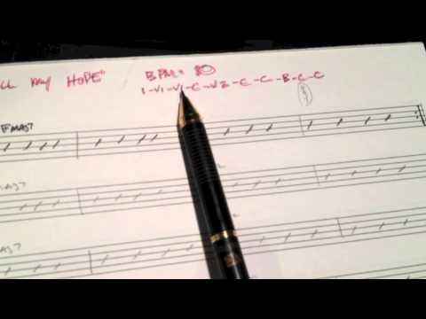 Rhythm Chart Creation