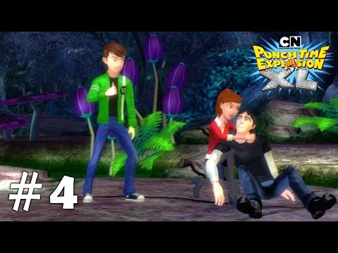 Cartoon Network: Punch Time Explosion XL - Xbox 360 / Ps3 Gameplay Playthrough Story PART 4