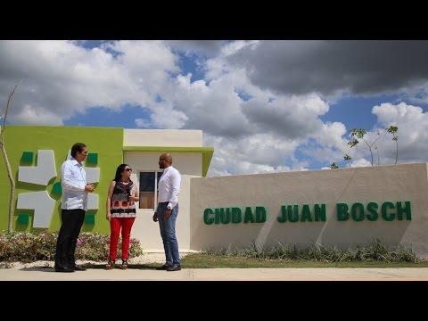"""Montalvo: """"Ciudad Juan Bosch avanza conforme a lo acordado"""""""