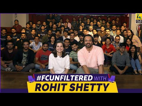Rohit Shetty | FC Unfiltered | Anupama Chopra | Film Companion