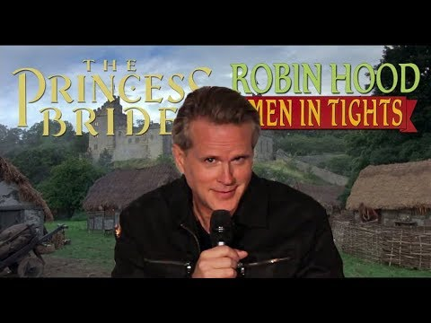 Cary Elwes The Princess Bride Panel and Q&A