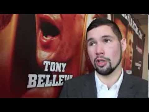 TONY BELLEW TALKS MOVING TO CRUISERWEIGHT, STEVENSON / KOVALEV & CLEVERLY REMATCH