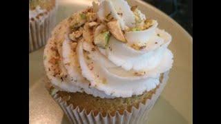 Recipe Real Pistachio Cupcakes
