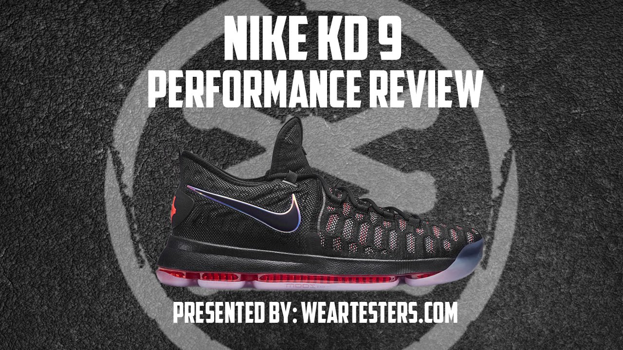 ce0dd91d Nike KD 9 Performance Review - WearTesters
