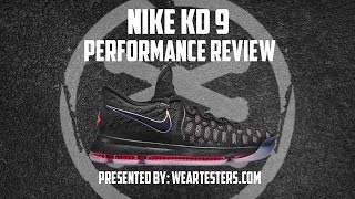 nightwing2303 KD9 PERFORMANCE REVIEW