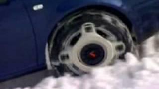 スパイクスパイダー スポーツモデル 簡単タイヤチェーン取り付け方